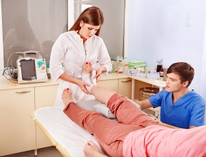 heel fracture treatment Rowlett podiatrist