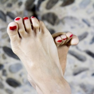 corns and callouses cause foot pain